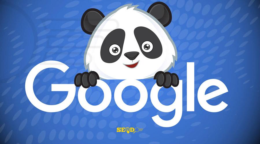 راهنمای جامع الگویتم گوگل پاندا