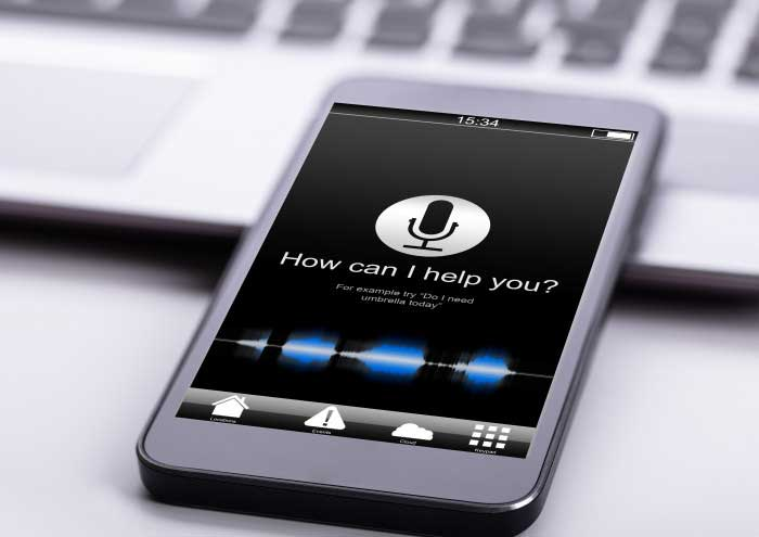 پذیرش فناوری تشخیص صوت مصرف کننده